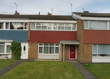 Thumbnail 3 bed terraced house for sale in Whittington Close, West Bromwich