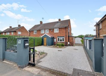 Thumbnail 2 bedroom semi-detached house for sale in Lee Road, Calverton, Nottingham