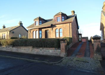 Thumbnail 4 bed detached house for sale in Inveresk Place, Coatbridge, Lanarkshire