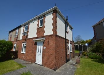 Thumbnail 3 bed semi-detached house to rent in Church View, Barlborough, Chesterfield