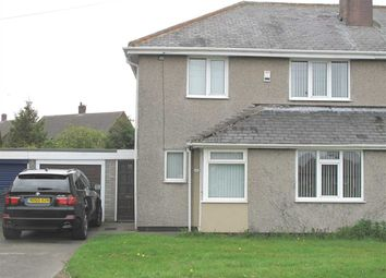 Thumbnail 3 bedroom semi-detached house to rent in Village Road, Mayfield Grange, Cramlington