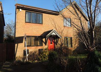 Thumbnail 2 bedroom semi-detached house to rent in Minerva Gardens, Wavendon Gate, Milton Keynes
