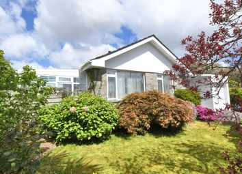 Thumbnail 3 bedroom detached bungalow for sale in Vicarage Close, Budock Water, Falmouth