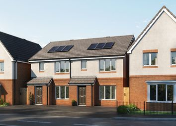 Thumbnail 3 bedroom semi-detached house for sale in Amberley Drive, Wythenshawe