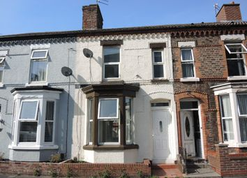 Thumbnail 3 bed terraced house to rent in Gwladys Street, Liverpool