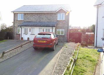 Thumbnail 2 bed semi-detached house for sale in Dol Helyg, Penrhyncoch, Aberystwyth