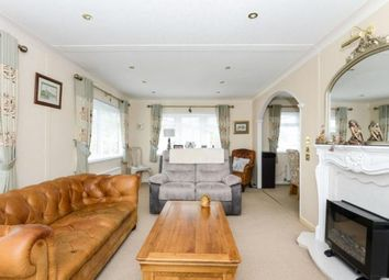 2 bed mobile/park home for sale in Brookfield Park, Mill Lane, Old Tupton, Chesterfield S42