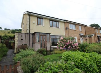 Thumbnail 3 bed semi-detached house for sale in Birchenlee Close, Mytholmroyd, Hebden Bridge