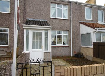 Thumbnail 2 bed terraced house to rent in Queen Street, North Broomhill, Morpeth