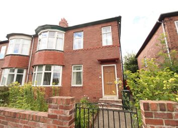 Thumbnail 3 bedroom flat for sale in Two Ball Lonnen, Fenham, Newcastle Upon Tyne
