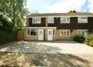 Thumbnail 2 bed terraced house for sale in Hutsons Close, Wokingham, Berkshire