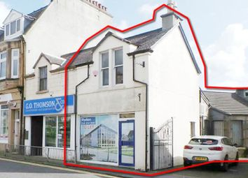 Thumbnail Commercial property for sale in 13, Clyde Street, Carluke ML85Ba