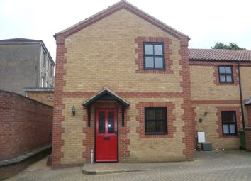 Thumbnail 3 bed terraced house to rent in Bridge Street, Downham Market