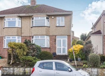 3 bed semi-detached house for sale in Grantson Close, Brislington BS4