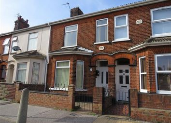 Thumbnail 1 bedroom terraced house to rent in Kelly-Pain Court, St. Margarets Road, Lowestoft
