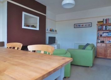 Thumbnail 2 bed flat to rent in Selborne Road, Hove