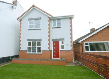 Thumbnail 3 bed detached house for sale in Neale Street, Clowne, Chesterfield