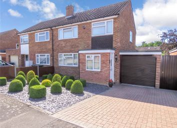 3 bed semi-detached house for sale in Eagle Court, St. Neots, Cambridgeshire PE19