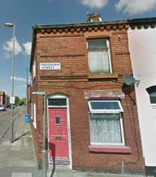 Thumbnail 2 bed end terrace house for sale in Frodsham Street, Liverpool, Merseyside