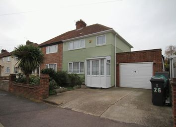 Thumbnail 3 bed semi-detached house for sale in Celtic Road, Walmer, Deal