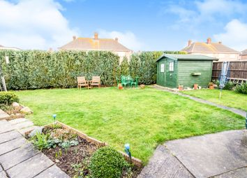 Thumbnail 1 bed semi-detached bungalow for sale in Martin Way, Skegness