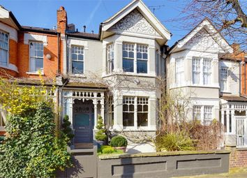 Thumbnail 4 bed terraced house for sale in Clyde Road, Alexandra Park, London