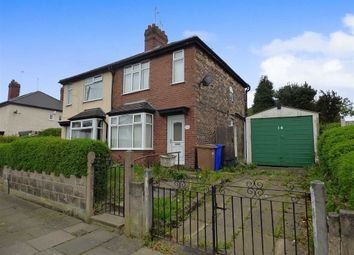 Thumbnail 2 bed semi-detached house for sale in Grice Road, Hartshill, Stoke-On-Trent