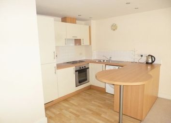 Thumbnail 1 bedroom flat to rent in Paget Street, Loughborough