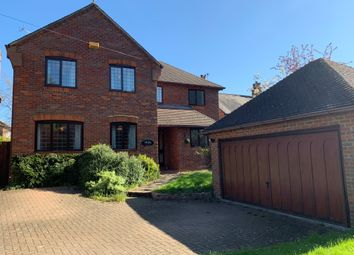 Thumbnail 5 bed detached house to rent in Leckhampstead Road, Akeley, Buckingham