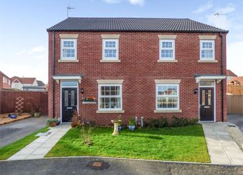 Thumbnail 3 bed semi-detached house for sale in Windmill Drive, Filey, North Yorkshire