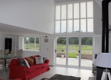 Thumbnail 4 bed barn conversion to rent in Marles Lane, Billingshurst