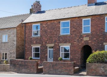 Thumbnail 3 bed semi-detached house for sale in Manor Road, South Wingfield, Alfreton
