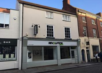 Thumbnail Retail premises to let in 17 Bore Street, Lichfield, Staffs