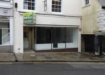Thumbnail Retail premises to let in Ground Floor, 11, Market Place, Penzance