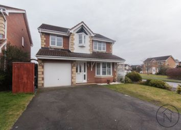 Thumbnail 4 bed detached house for sale in Rossetti Way, Billingham