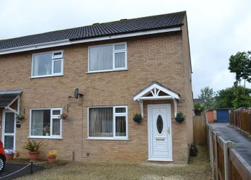 Thumbnail 3 bed end terrace house for sale in Larch Court, Waterford Park, Radstock
