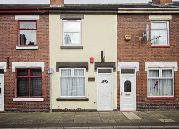 Thumbnail 2 bed terraced house for sale in 19 Nicholls Street, Stoke, Stoke-On-Trent