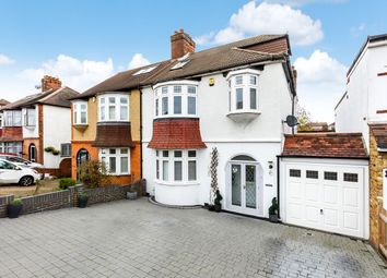 Thumbnail 4 bed semi-detached house for sale in Sandhurst Road, Bexley