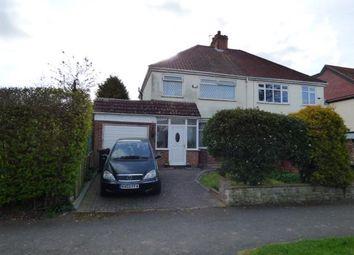Thumbnail Semi-detached house for sale in Grove Road, Kings Heath, Birmingham, West Midlands