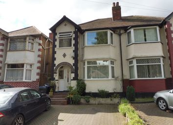 Thumbnail 3 bed semi-detached house for sale in Cateswell Road, Sparkhill, Birmingham