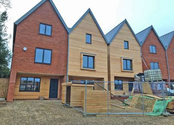Thumbnail 4 bedroom property for sale in Barons Hall Lane, Fakenham