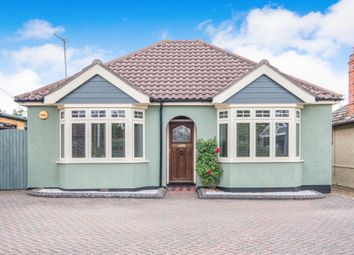 Thumbnail 4 bed detached bungalow for sale in Elm Tree Road, Carlton Colville, Lowestoft