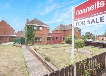 Thumbnail 3 bedroom detached house for sale in North Green, Warstones, Wolverhampton