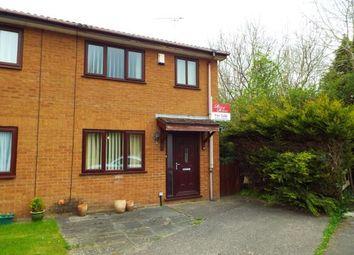 Thumbnail 2 bed end terrace house for sale in Llys Daniel Owen, Denbigh Road, Mold, Flintshire
