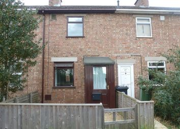 Thumbnail 2 bedroom terraced house to rent in Elmside, Emneth, Wisbech