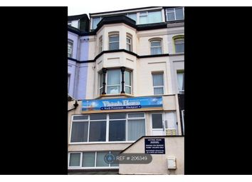 Thumbnail 1 bed flat to rent in Promenade, Blackpool
