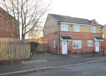 Thumbnail 3 bedroom semi-detached house for sale in Moss Green Road, Berryhill, Stoke-On-Trent