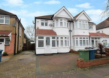 Thumbnail 3 bed semi-detached house for sale in Woodberry Avenue, North Harrow, Harrow