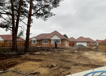 Thumbnail 3 bed detached bungalow for sale in The Mulberry, Tower Drive, Woodhall Spa