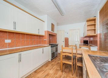 Thumbnail 4 bed terraced house for sale in Rowston Street, Cleethorpes